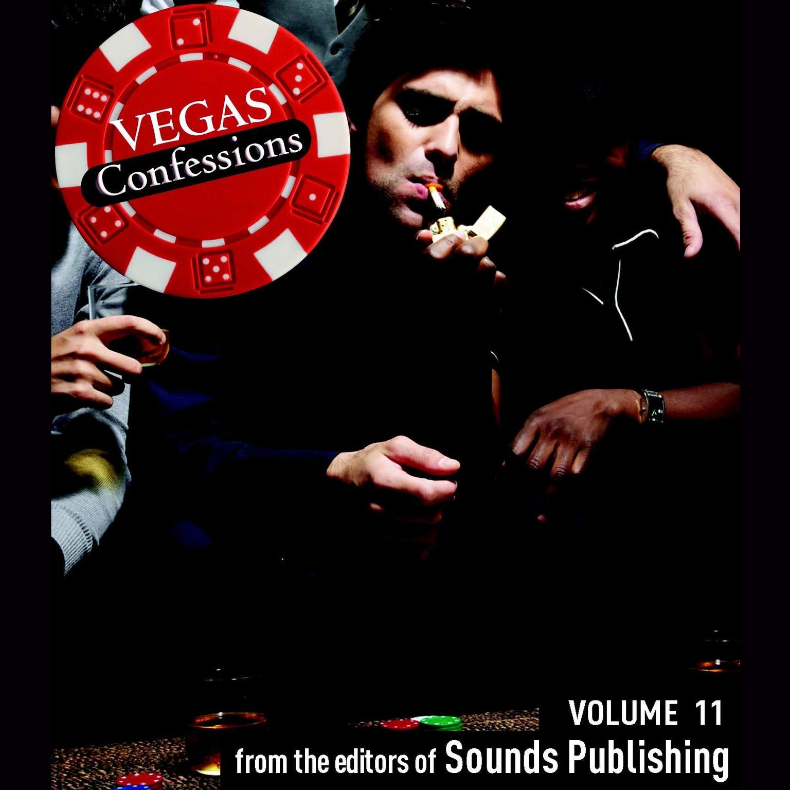 Printable Vegas Confessions 11 Audiobook Cover Art