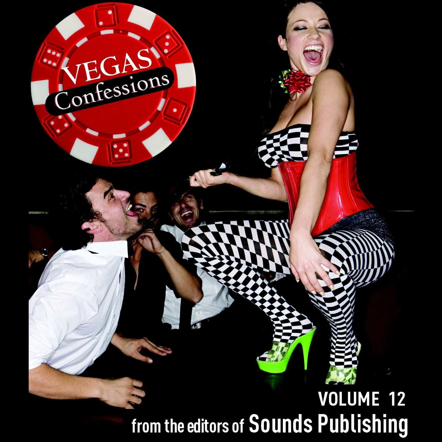 Printable Vegas Confessions 12 Audiobook Cover Art