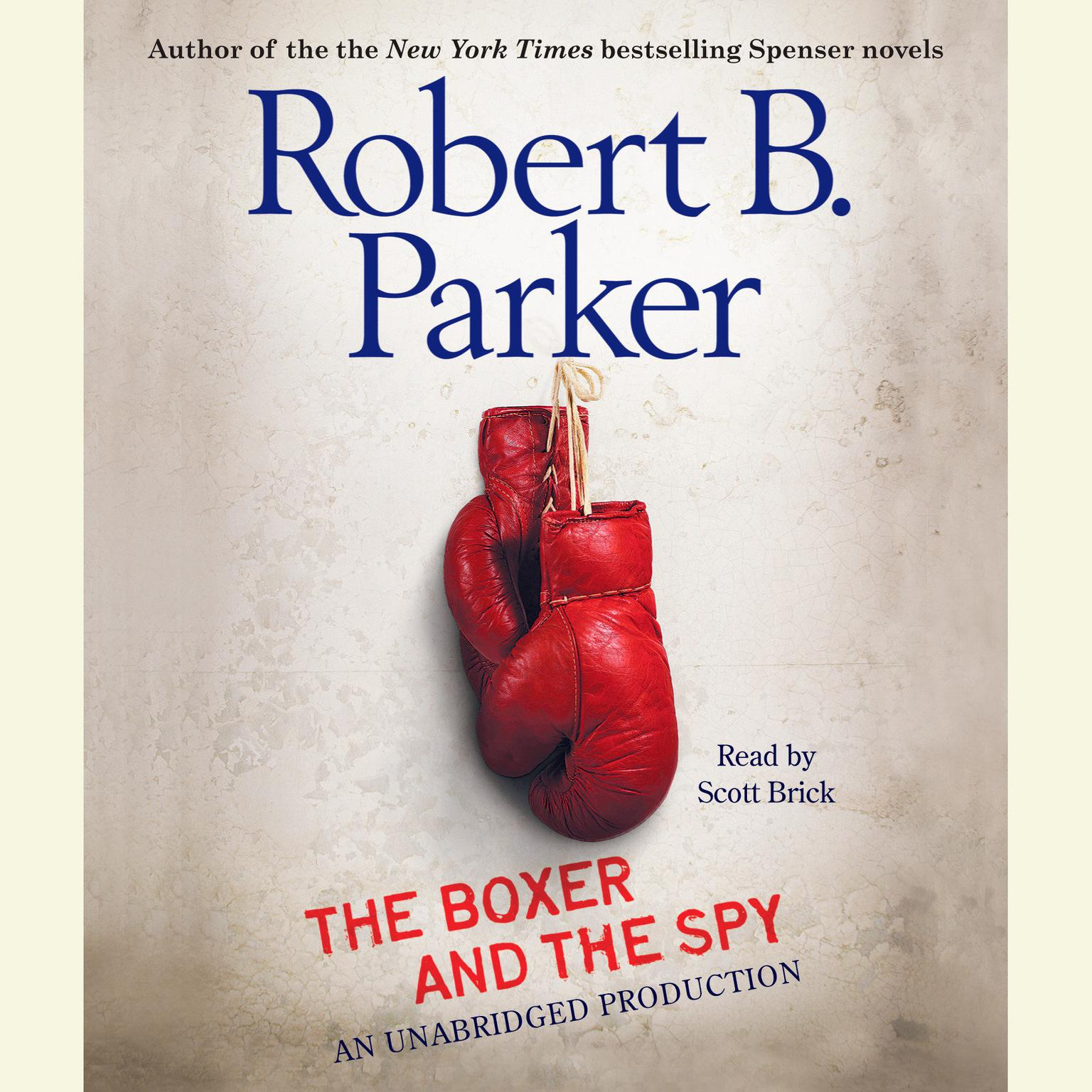Printable The Boxer and the Spy Audiobook Cover Art