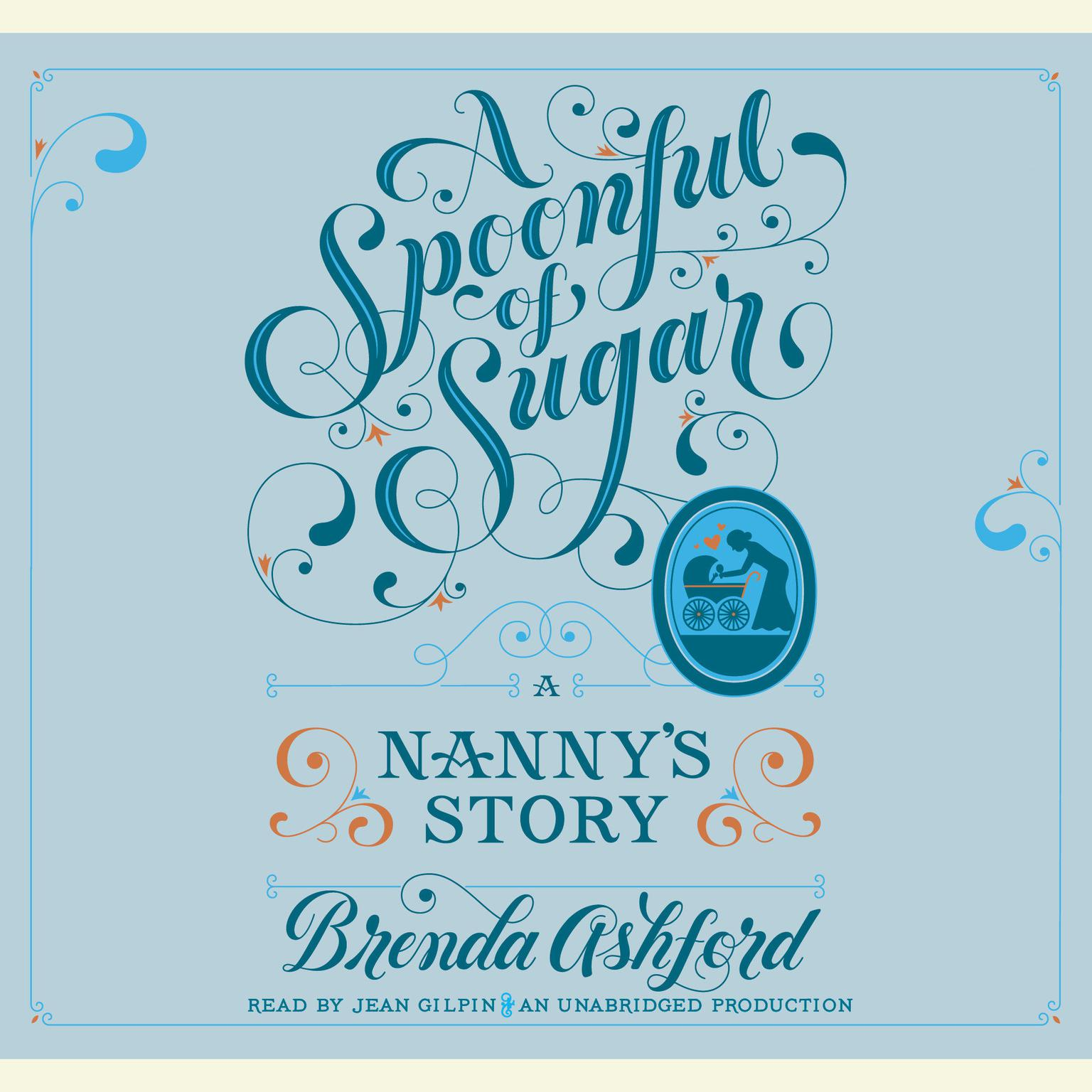 Printable A Spoonful of Sugar: A Nanny's Story Audiobook Cover Art