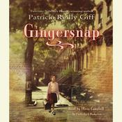 Gingersnap Audiobook, by Patricia Reilly Giff