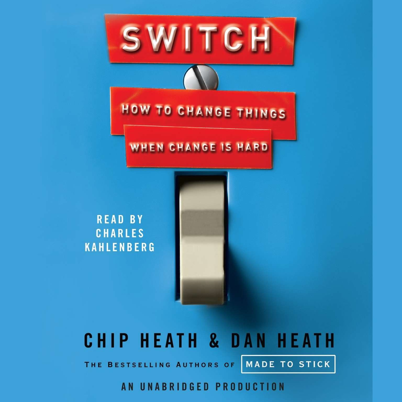 Printable Switch: How to Change Things When Change Is Hard Audiobook Cover Art