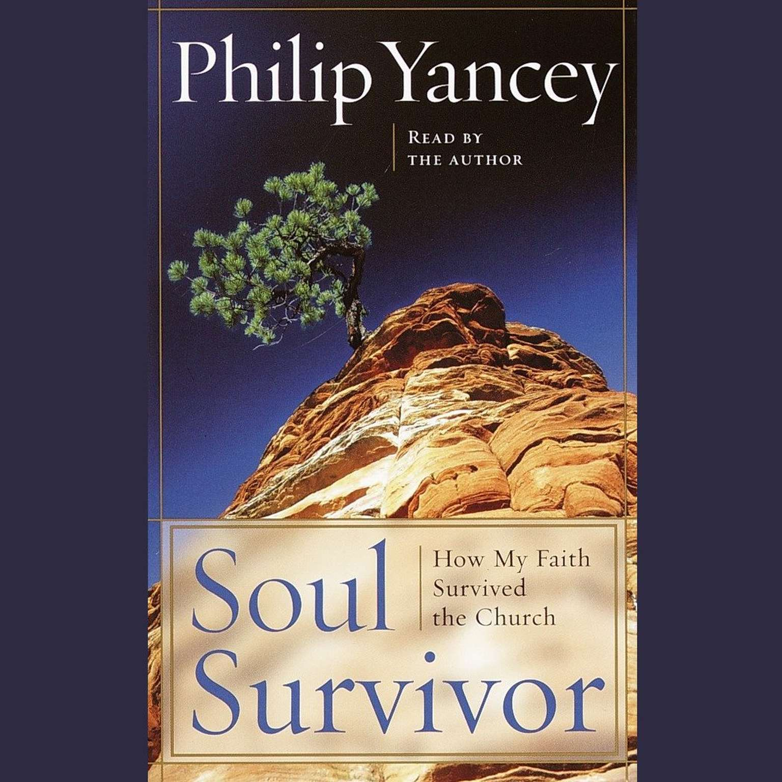 Printable Soul Survivor: How Thirteen Unlikely Mentors Helped My Faith Survive the Church Audiobook Cover Art
