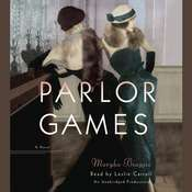 Parlor Games: A Novel, by Maryka Biaggio