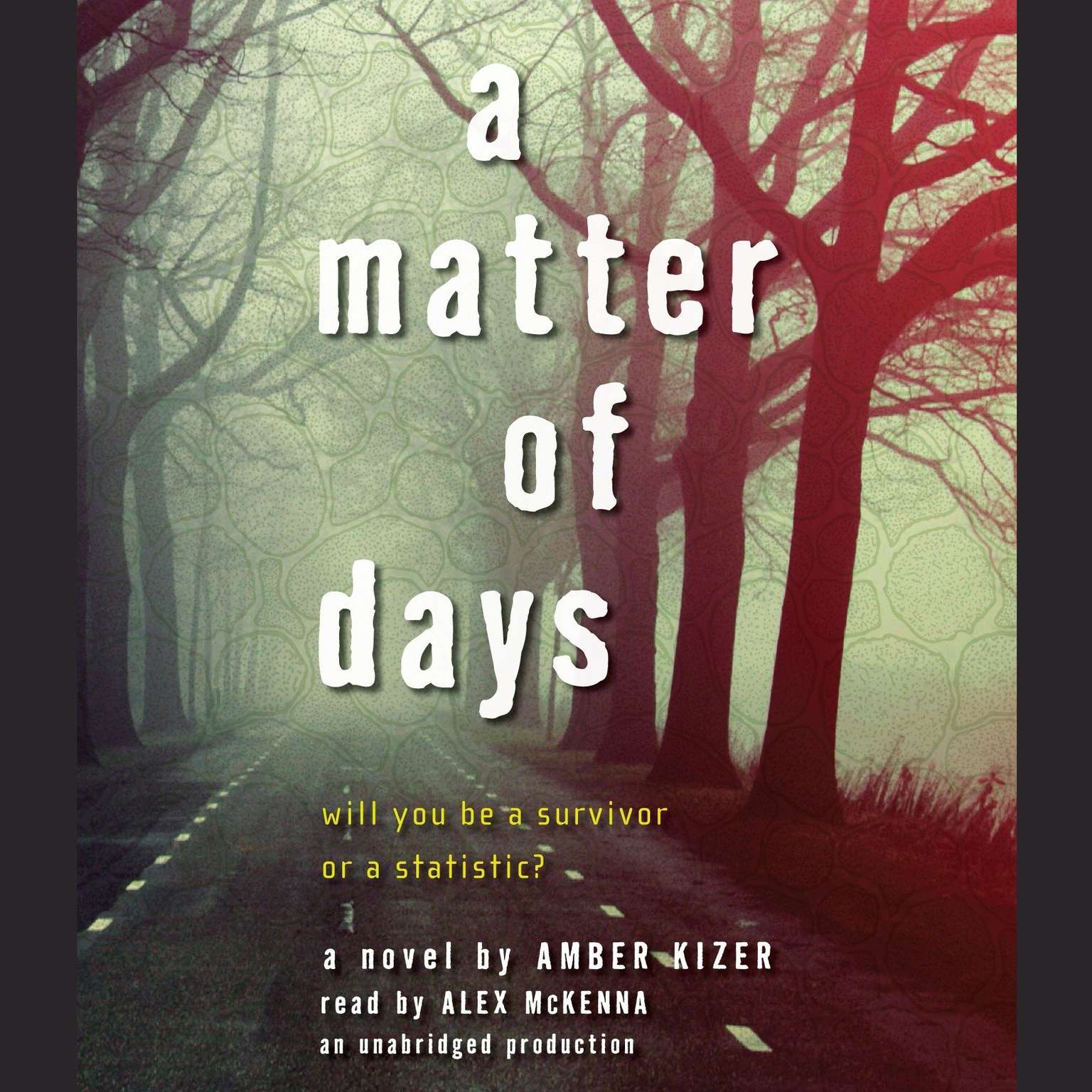 Printable A Matter of Days Audiobook Cover Art