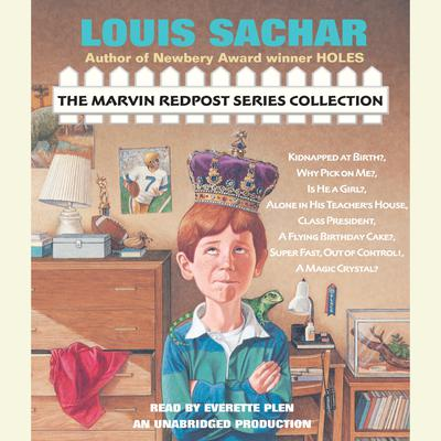 The Marvin Redpost Series Collection Audiobook, by Louis Sachar