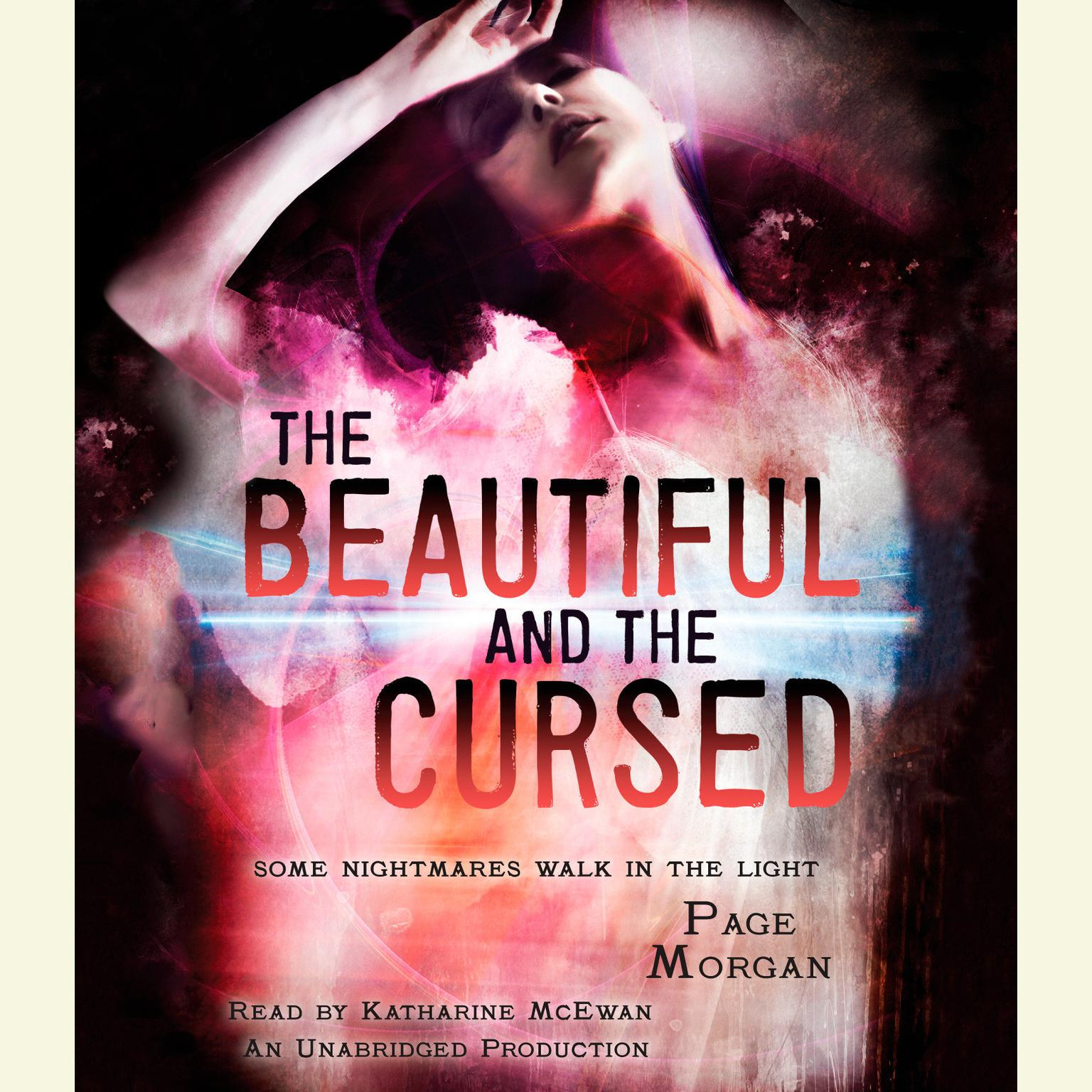 Printable The Beautiful and the Cursed Audiobook Cover Art