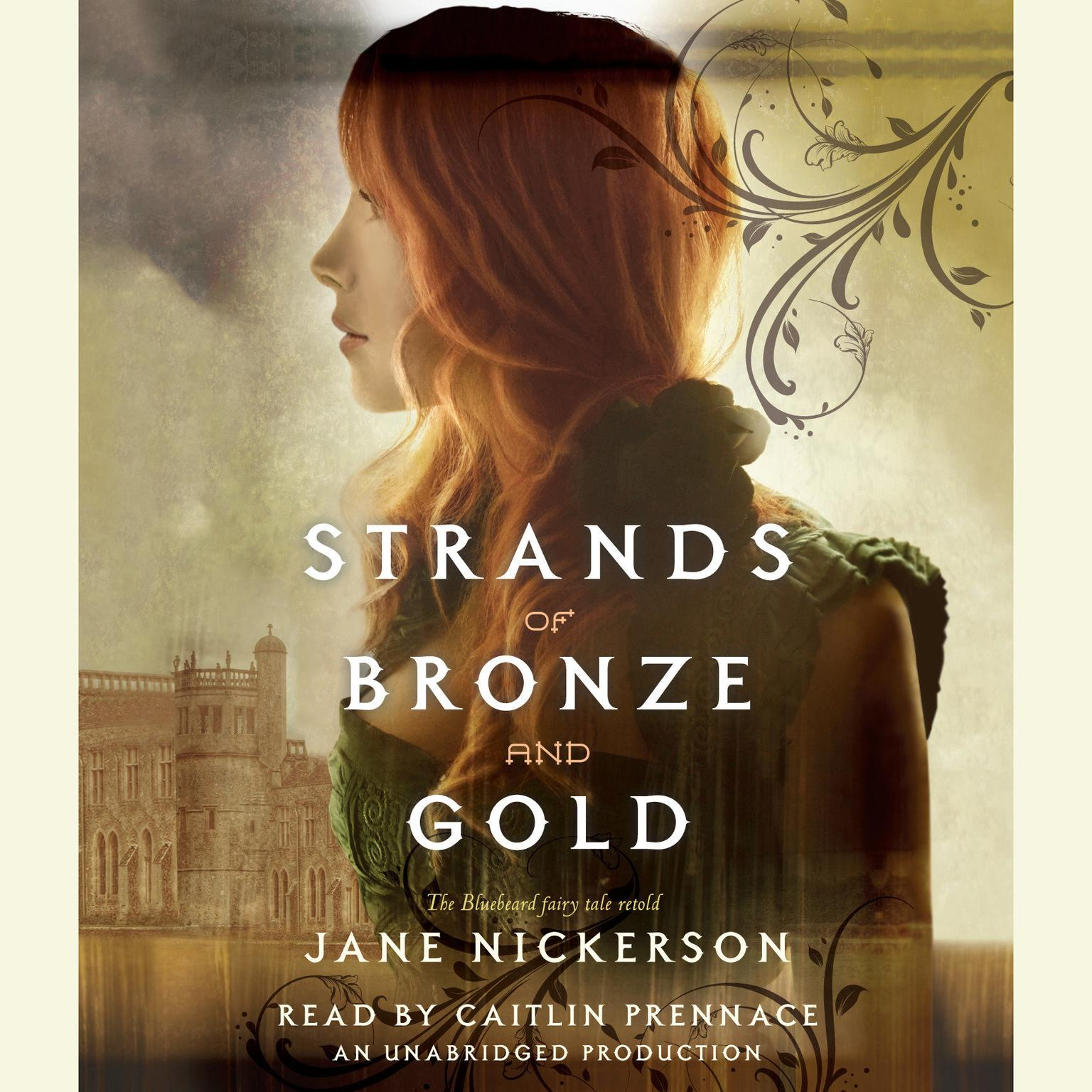 Printable Strands of Bronze and Gold Audiobook Cover Art
