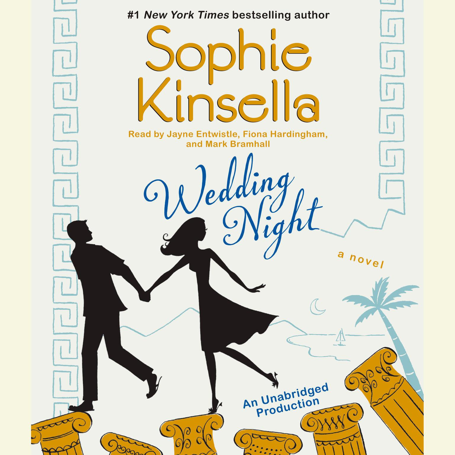 Printable Wedding Night: A Novel Audiobook Cover Art