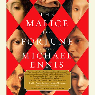 The Malice of Fortune Audiobook, by Michael Ennis