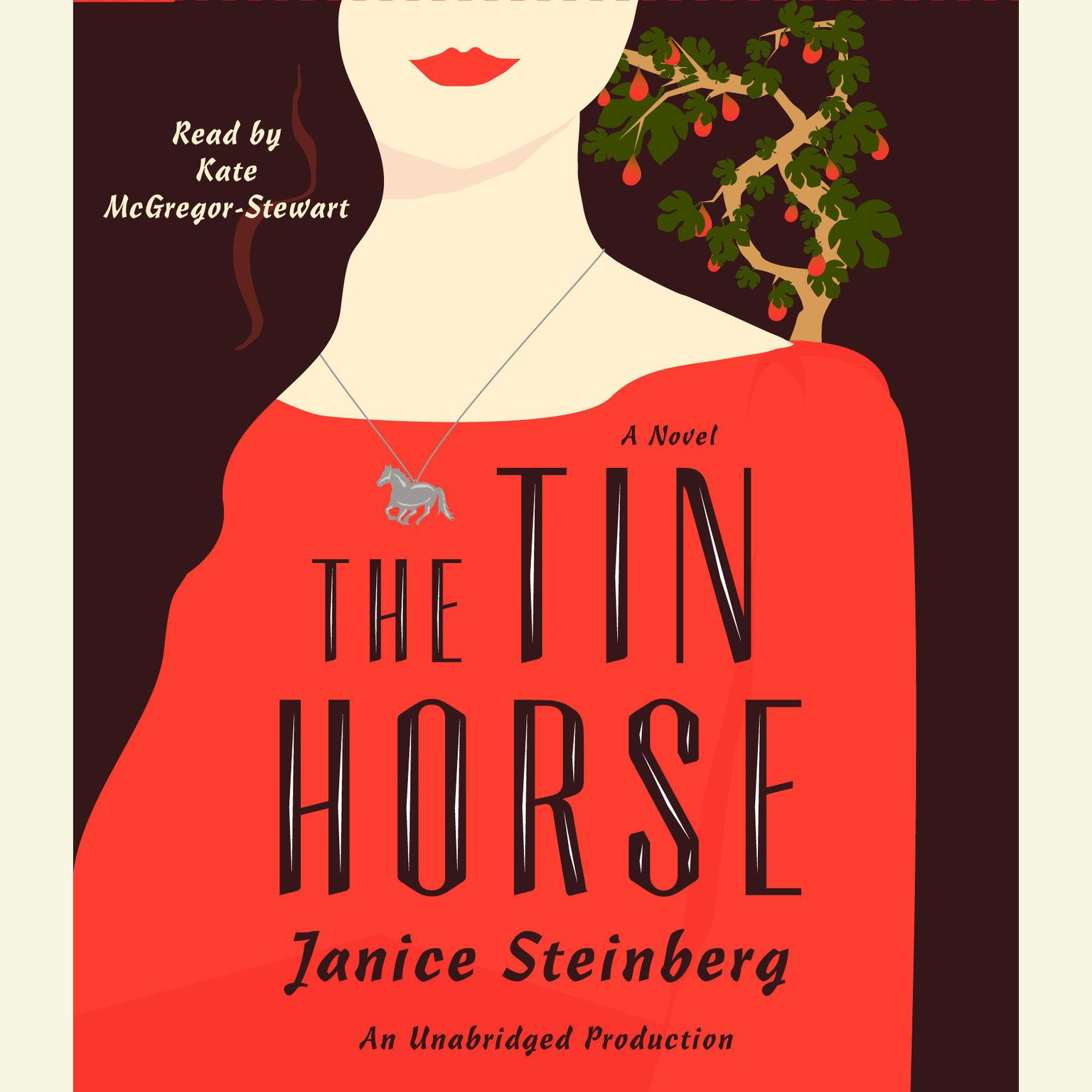 Printable The Tin Horse Audiobook Cover Art