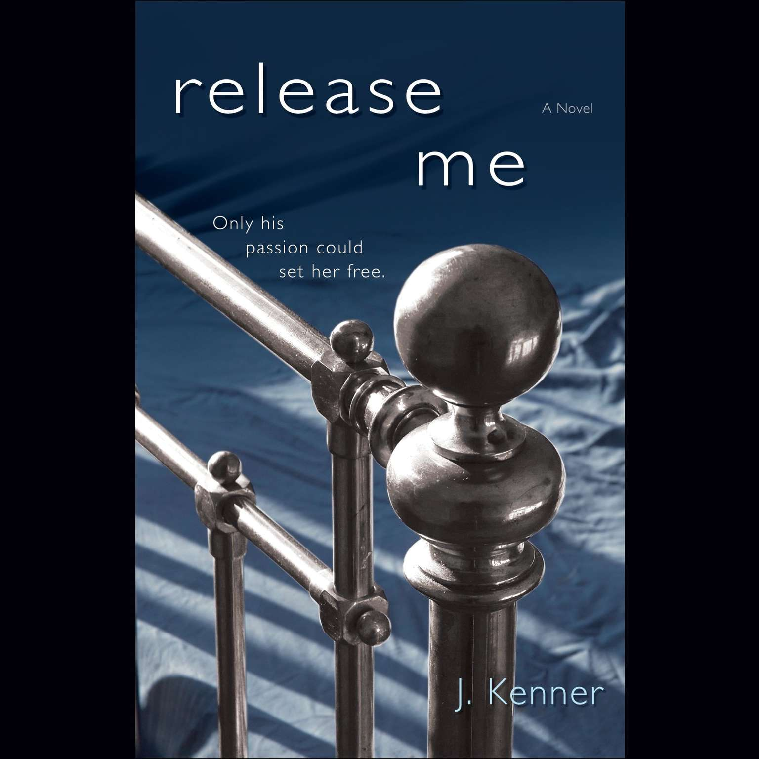 Printable Release Me Audiobook Cover Art