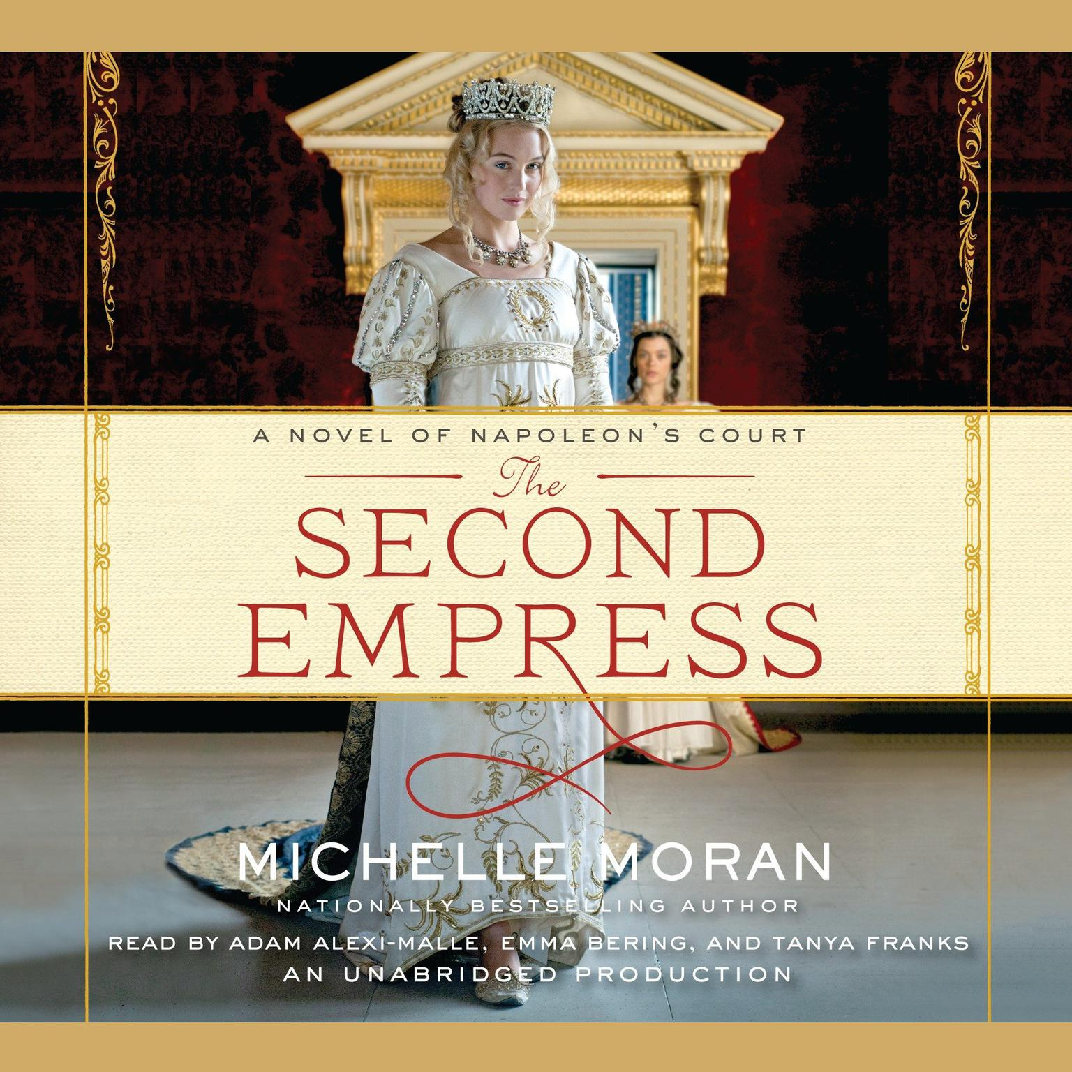 Printable The Second Empress: A Novel of Napoleon's Court Audiobook Cover Art