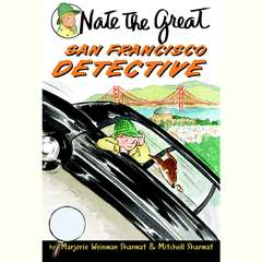 Nate the Great, San Francisco Detective Audiobook, by Marjorie Weinman Sharmat, Mitchell Sharmat