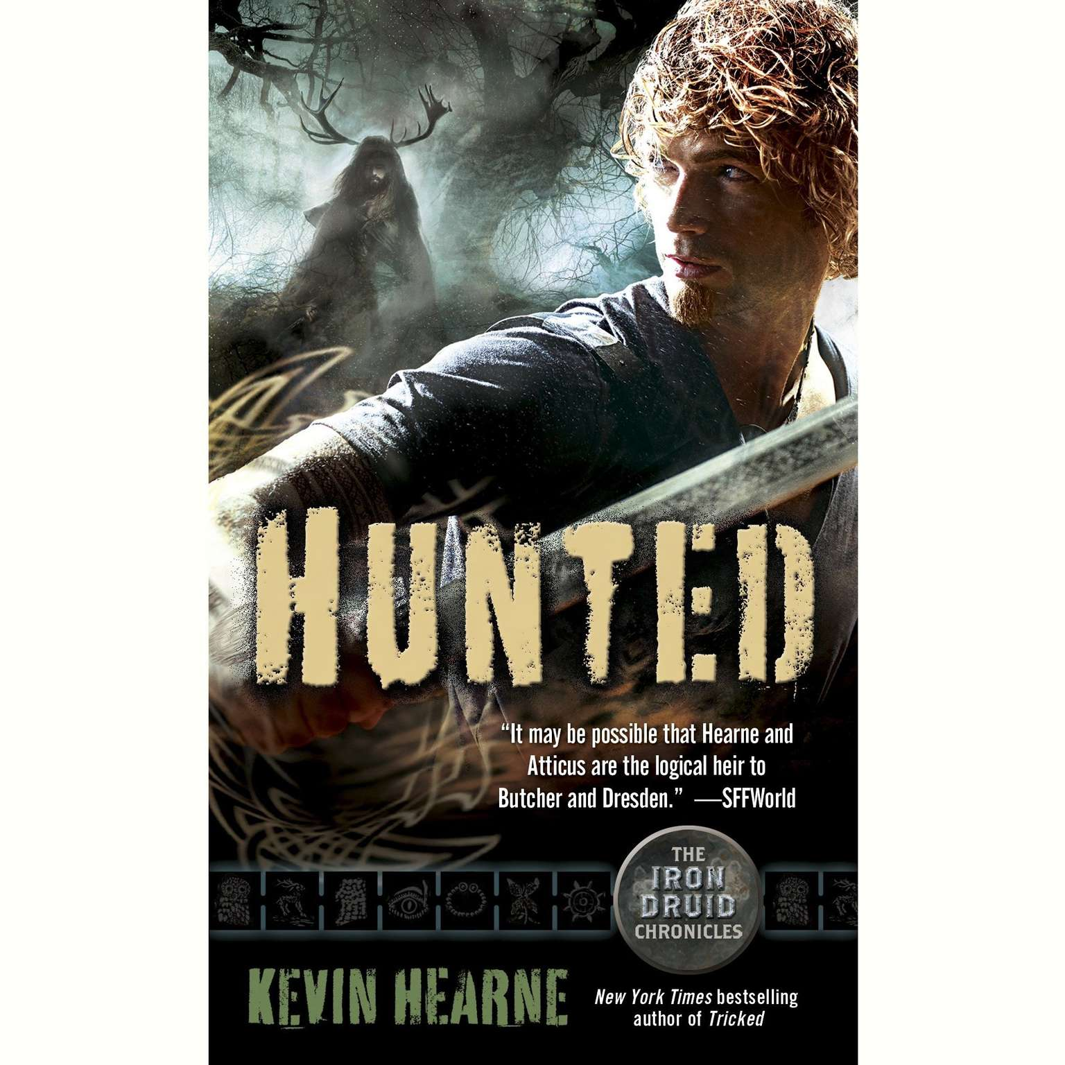 Hunted: The Iron Druid Chronicles, Book Six Audiobook, by Kevin Hearne