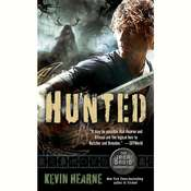 Hunted, by Kevin Hearne