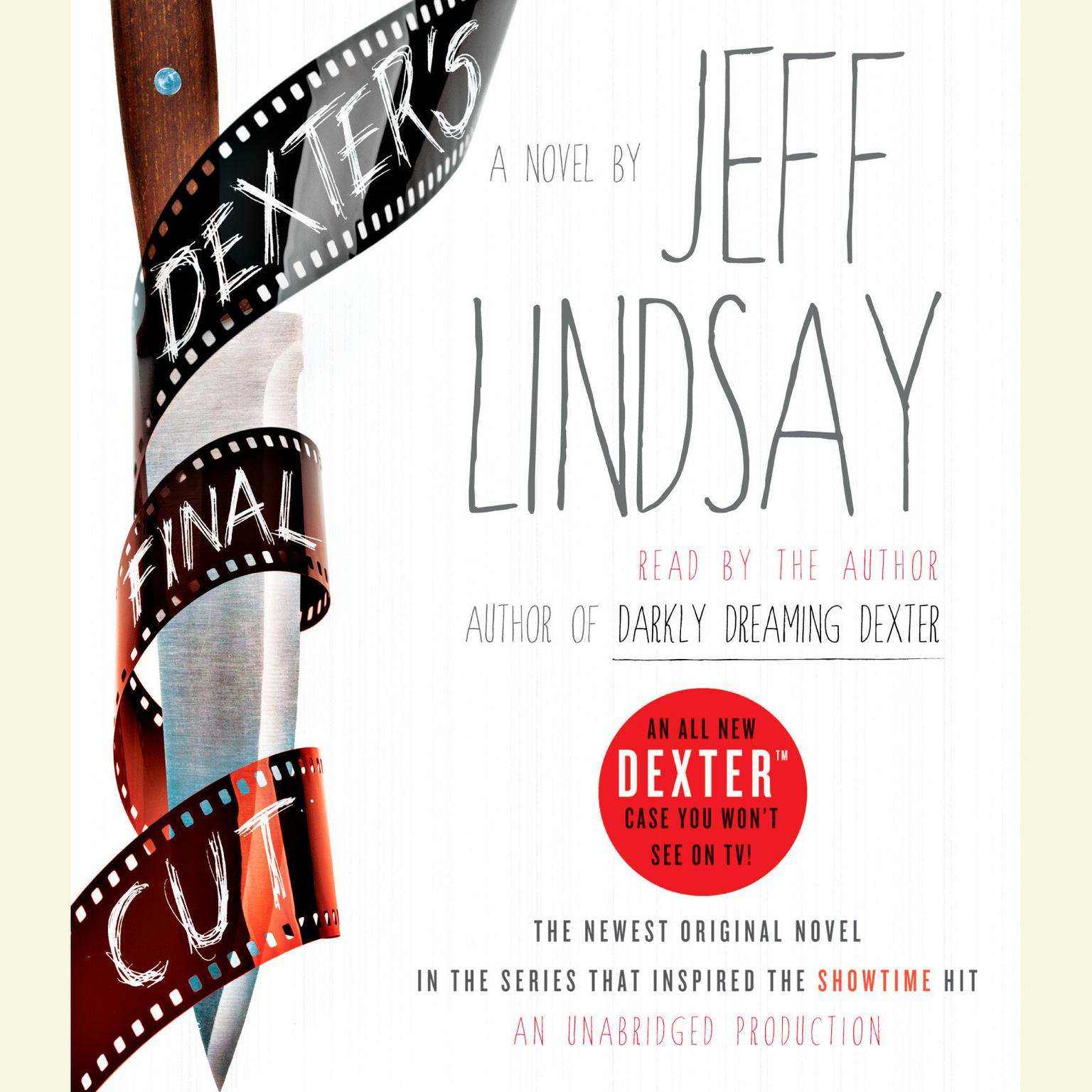 Printable Dexter's Final Cut: A Novel Audiobook Cover Art