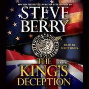 The King's Deception: A Novel, by Steve Berry