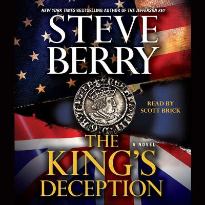 The Kings Deception: A Novel Audiobook, by