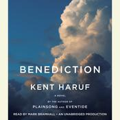 Benediction Audiobook, by Kent Haruf