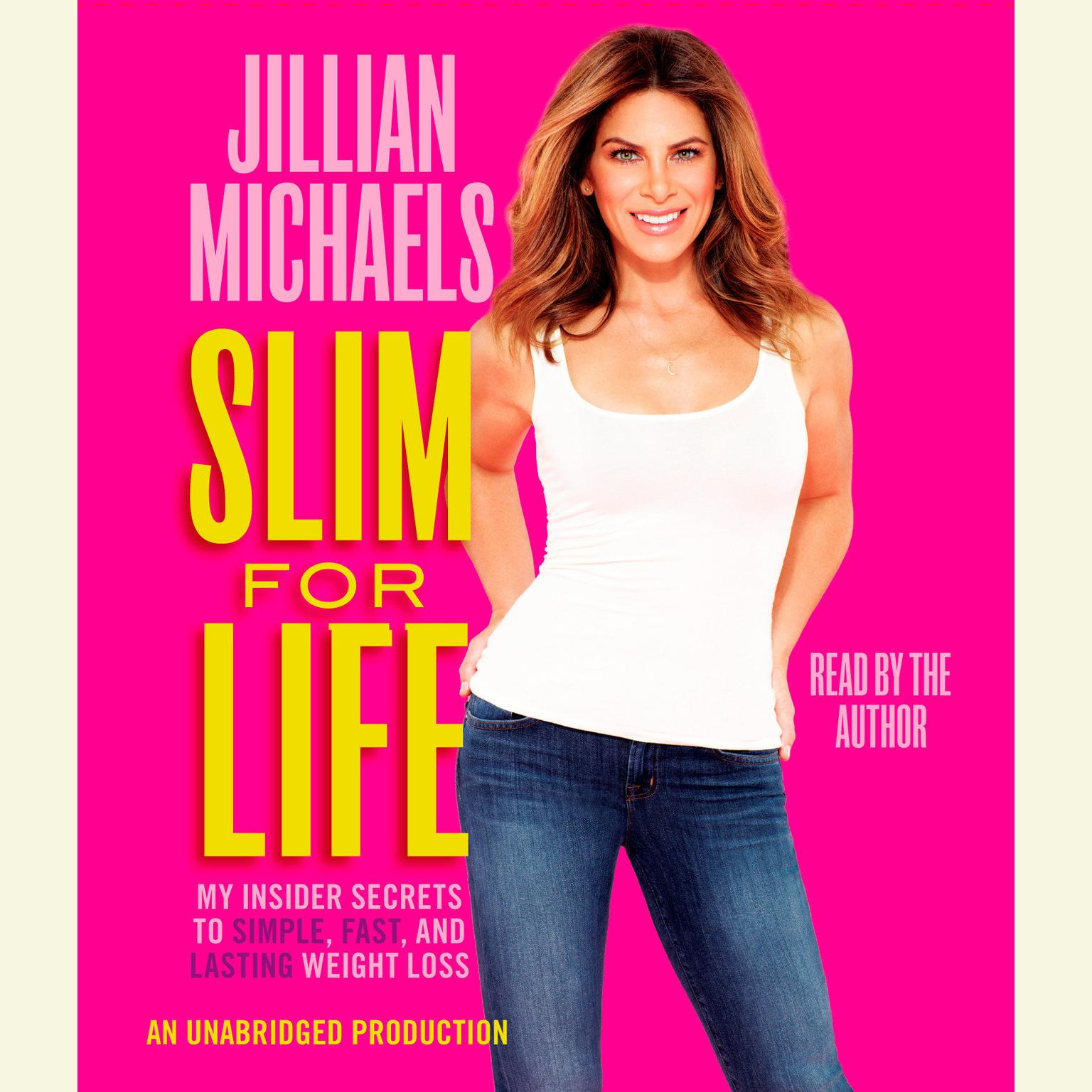 Printable Slim for Life: My Insider Secrets to Simple, Fast, and Lasting Weight Loss Audiobook Cover Art