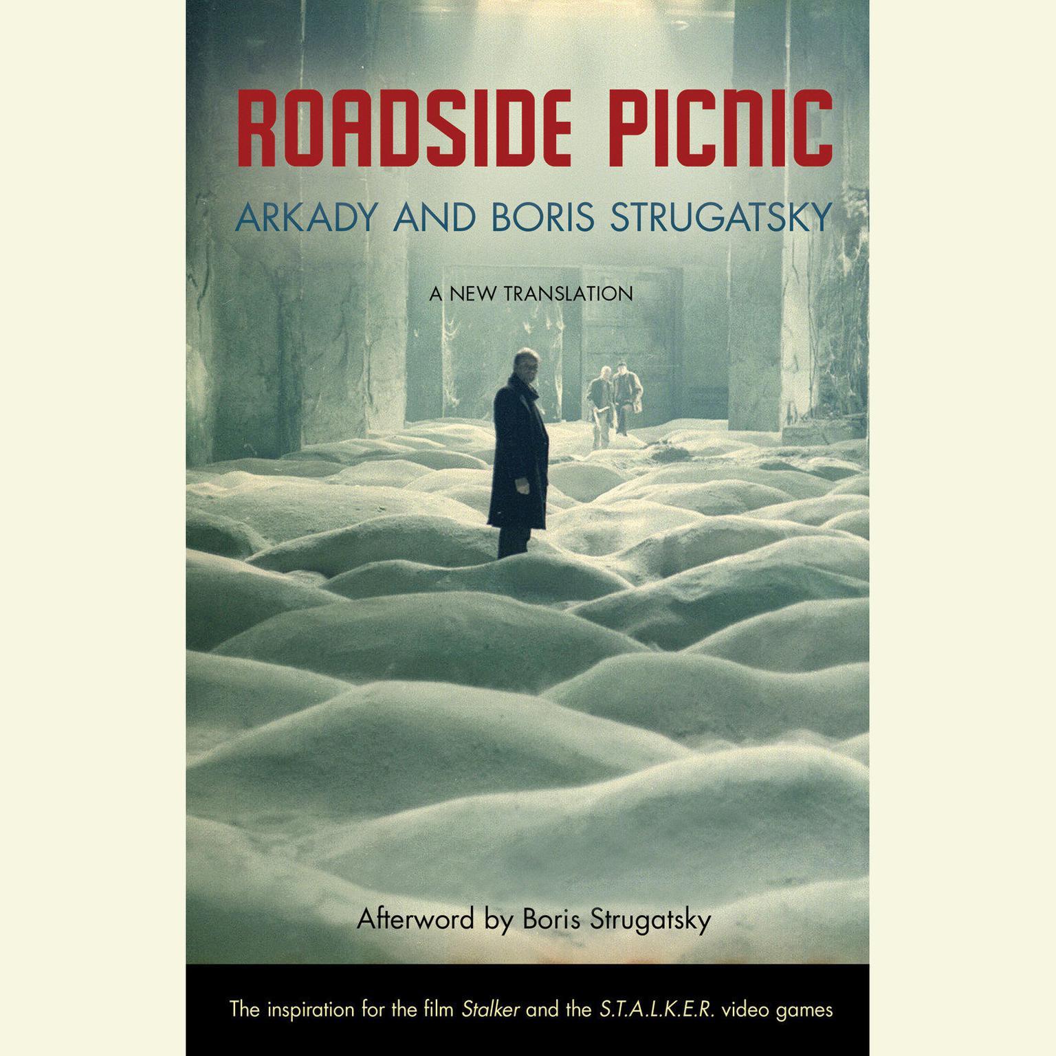 Printable Roadside Picnic Audiobook Cover Art