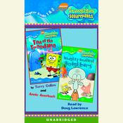 SpongeBob Squarepants: Books 1 & 2: #1: Tea at Treedome; #2: Naughty Nautical Neighbors Audiobook, by Annie Auerbach, Terry Collins