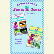 Junie B. Jones: Books 1-2: Junie B. Jones #1 and #2 Audiobook, by Barbara Park