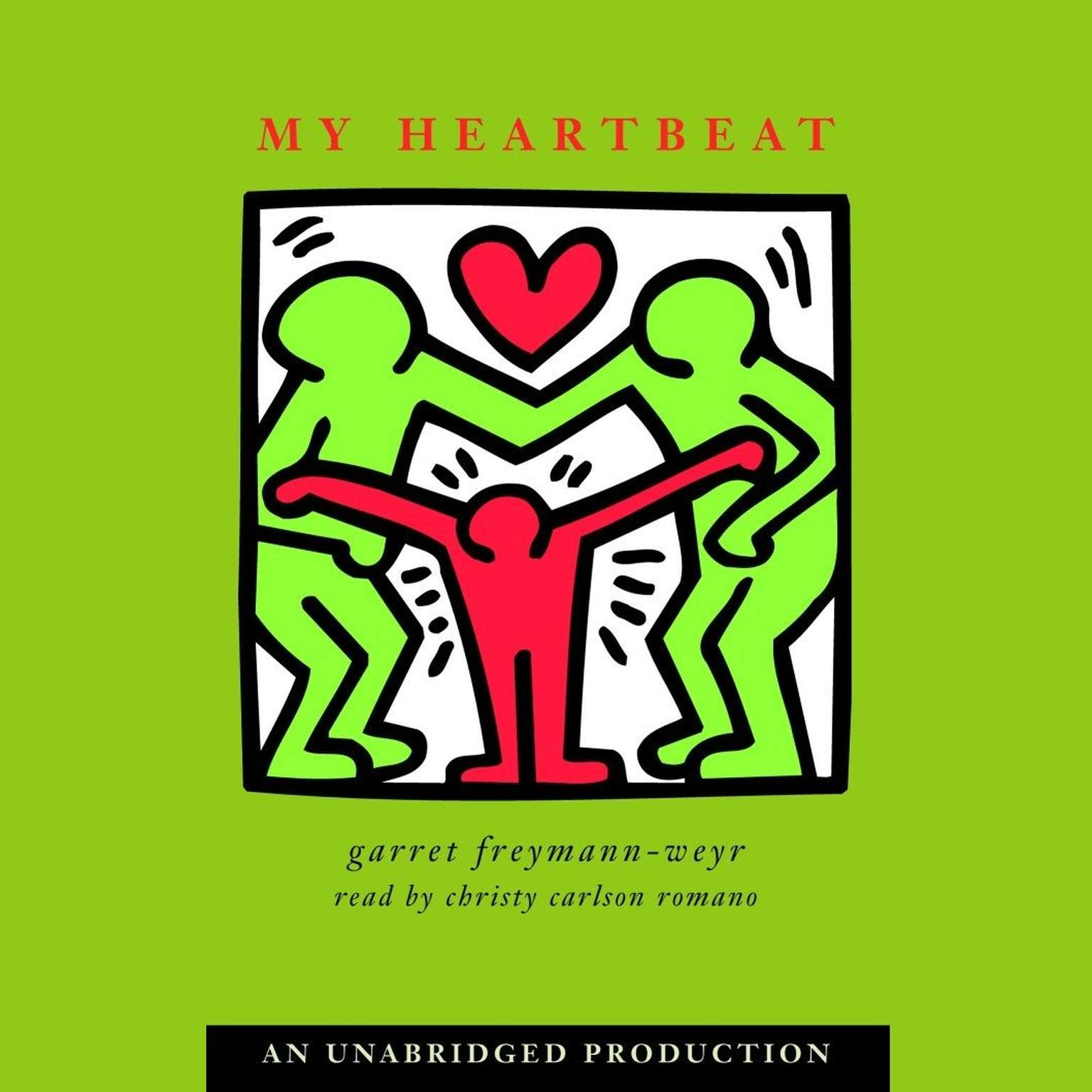 Printable My Heartbeat Audiobook Cover Art