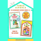 26 Fairmount Avenue: Books 1 and 2: 26 Fairmount Avenue; Here We All Are Audiobook, by Tomie dePaola