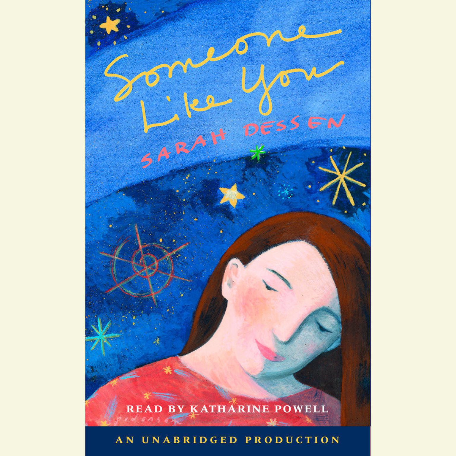 Printable Someone Like You Audiobook Cover Art
