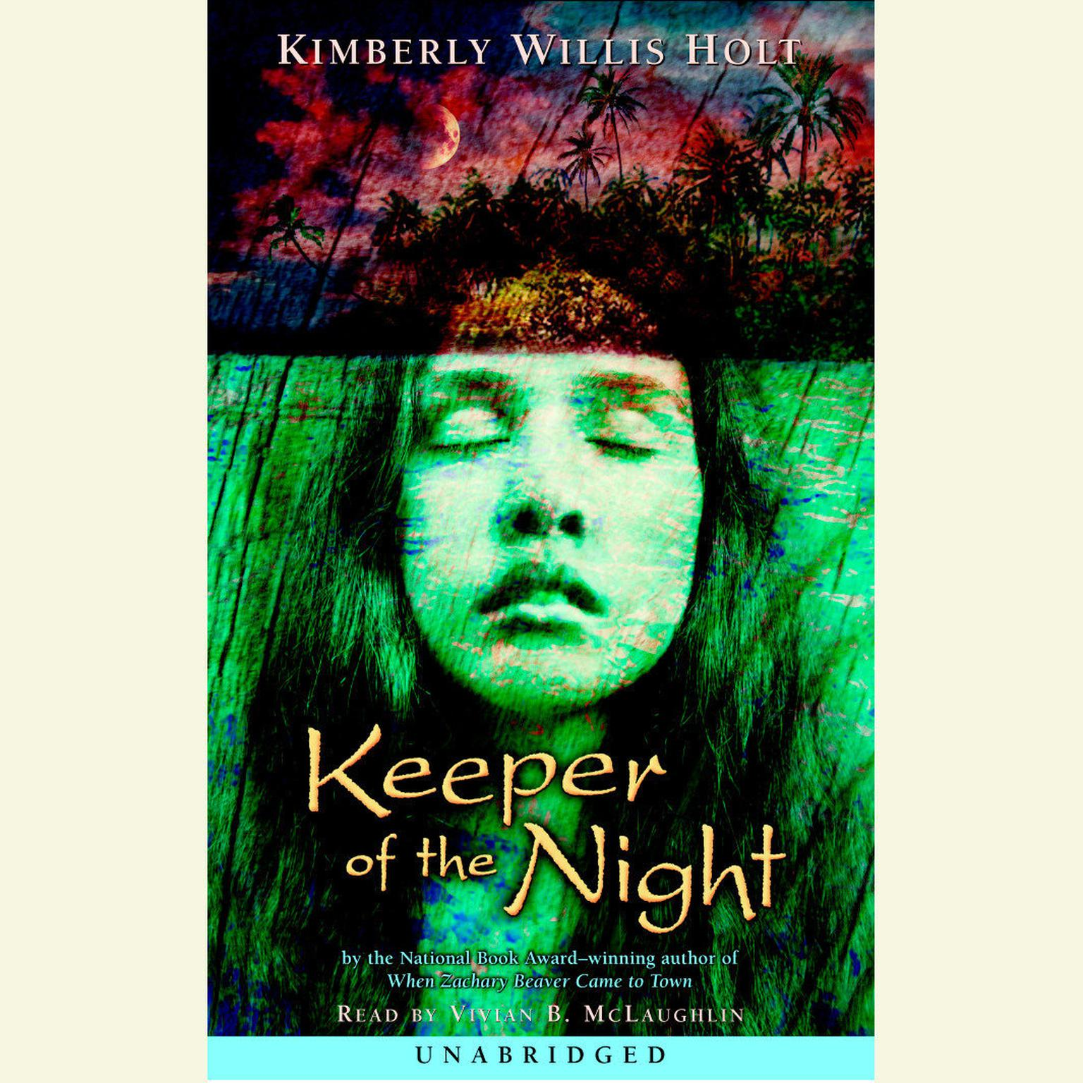 Printable Keeper of the Night Audiobook Cover Art