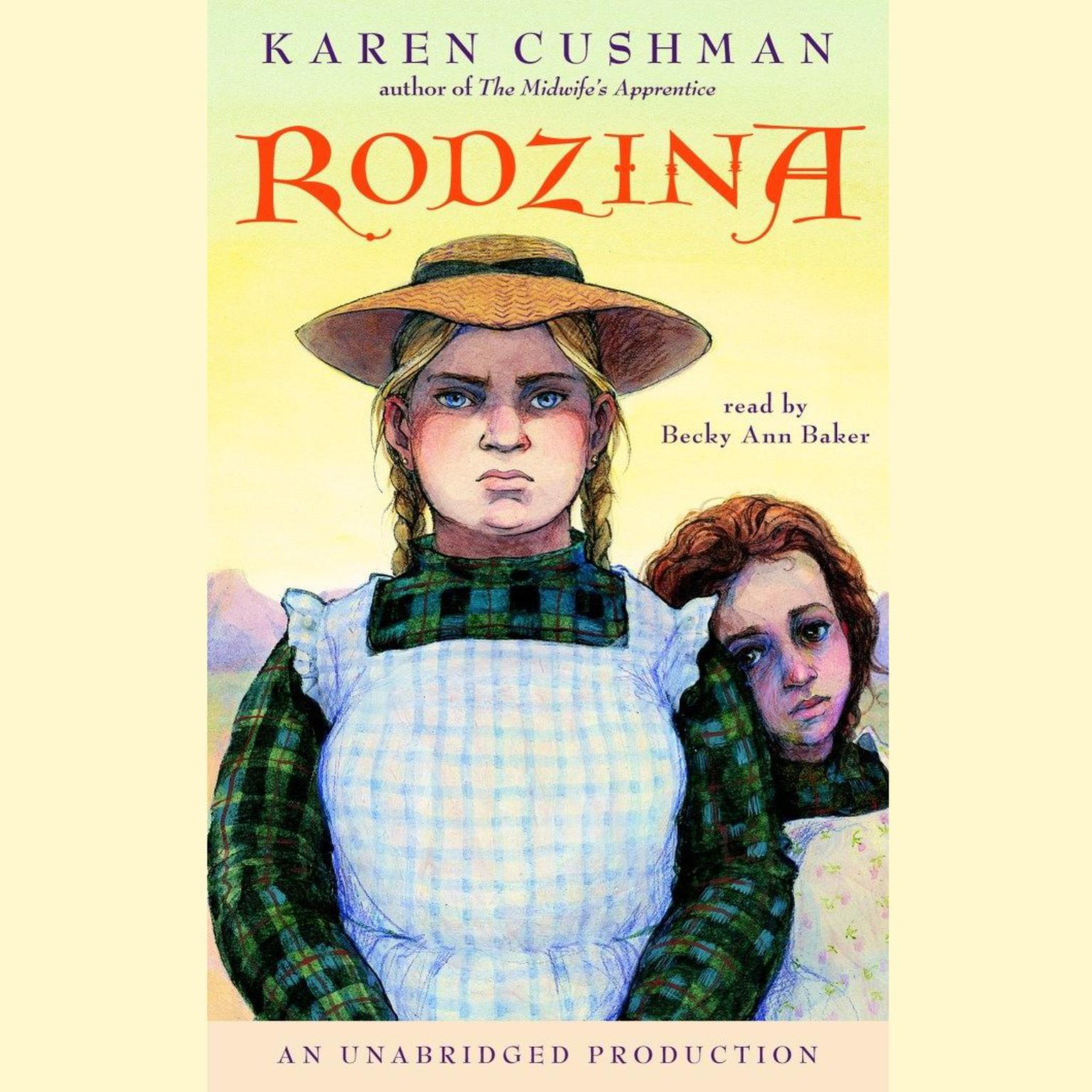 Printable Rodzina Audiobook Cover Art