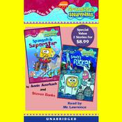 Spongebob Squarepants: Books 5 & 6: #5: SpongeBob Superstar; #6: Sandys Rocket Audiobook, by Annie Auerbach