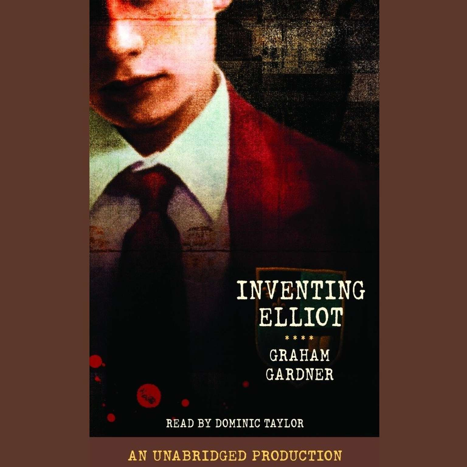 Printable Inventing Elliot Audiobook Cover Art
