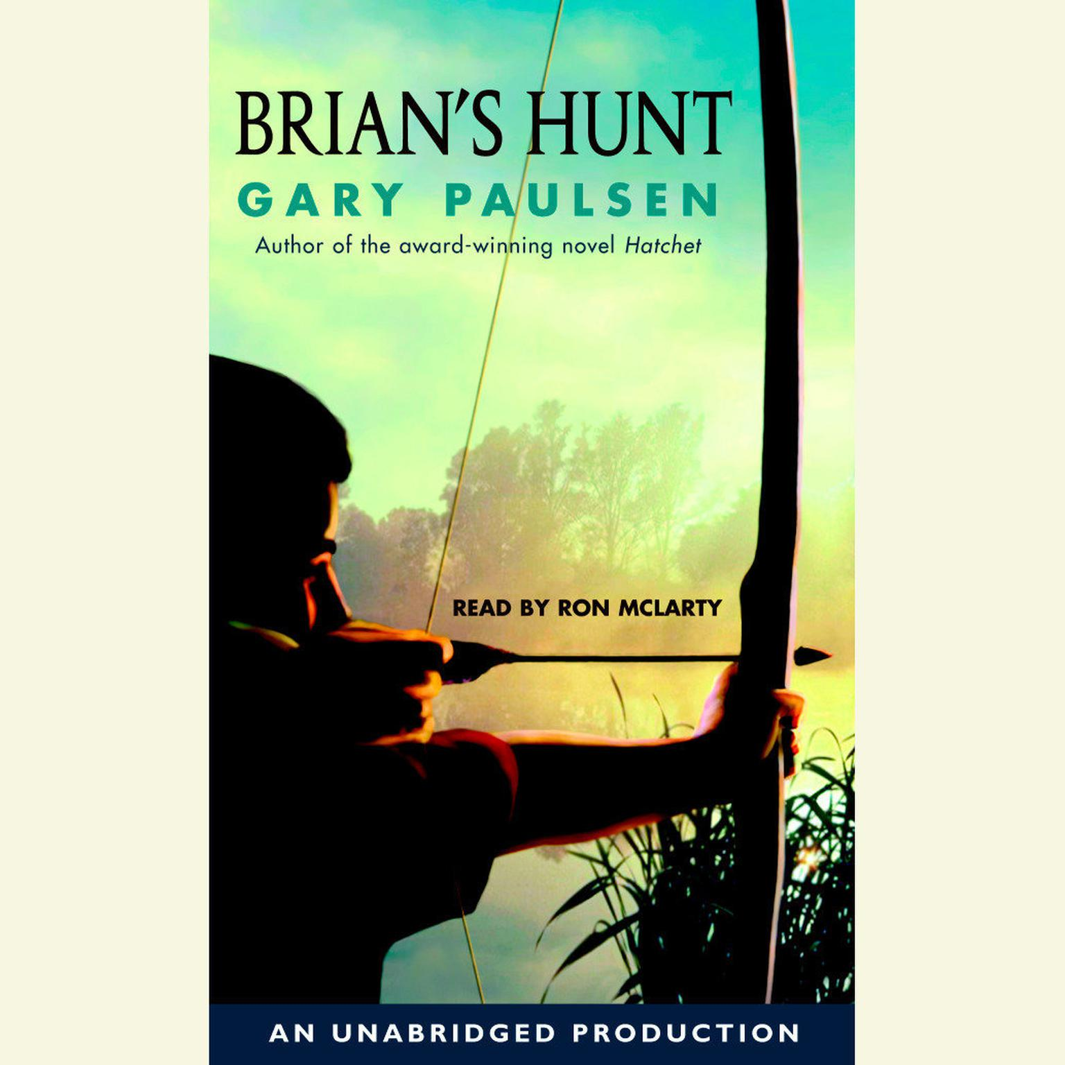 Printable Brian's Hunt Audiobook Cover Art