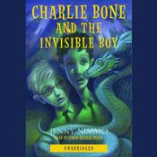 Charlie Bone and the Invisible Boy Audiobook, by Jenny Nimmo