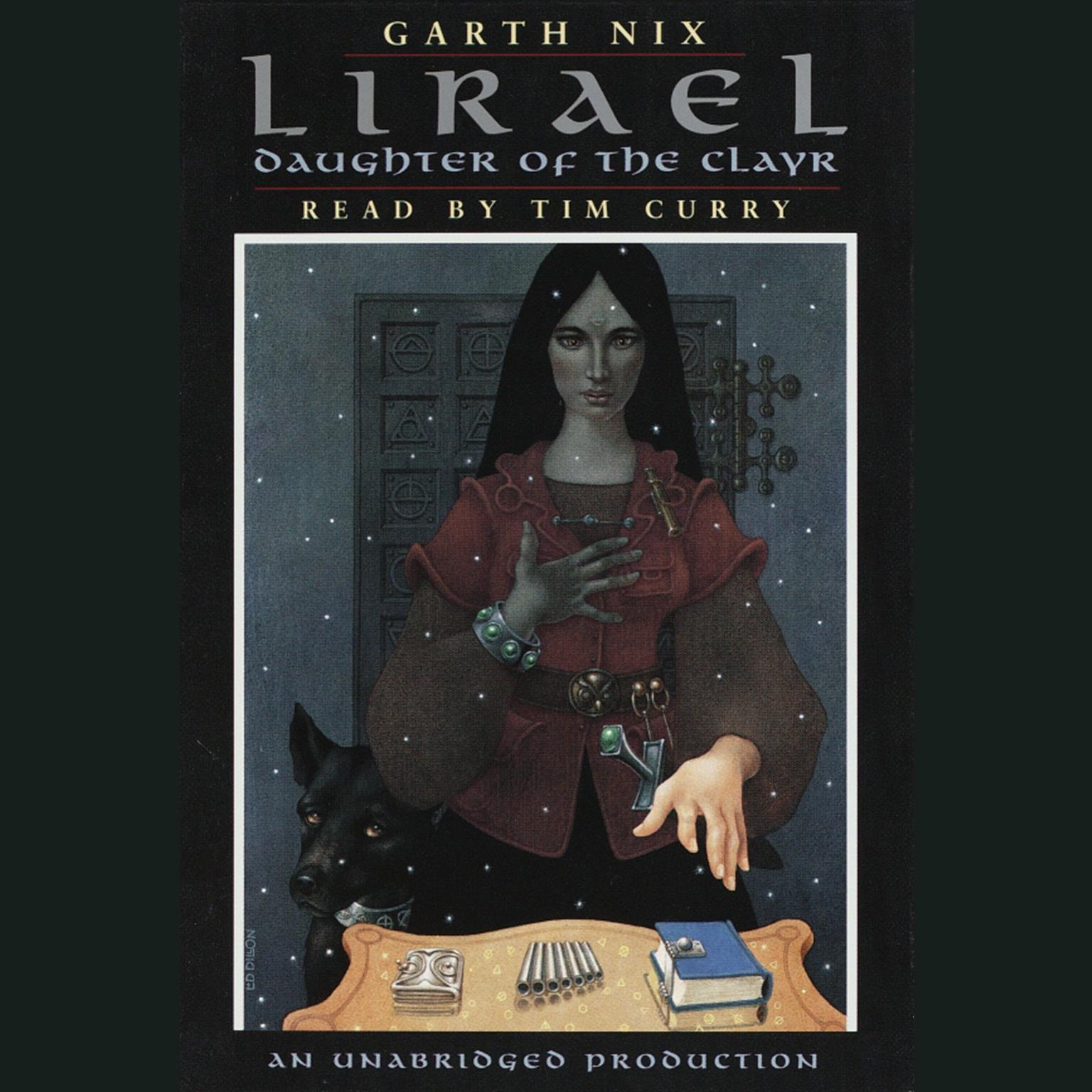 Printable Lirael: Daughter of the Clayr: Daughter of the Clayr Audiobook Cover Art