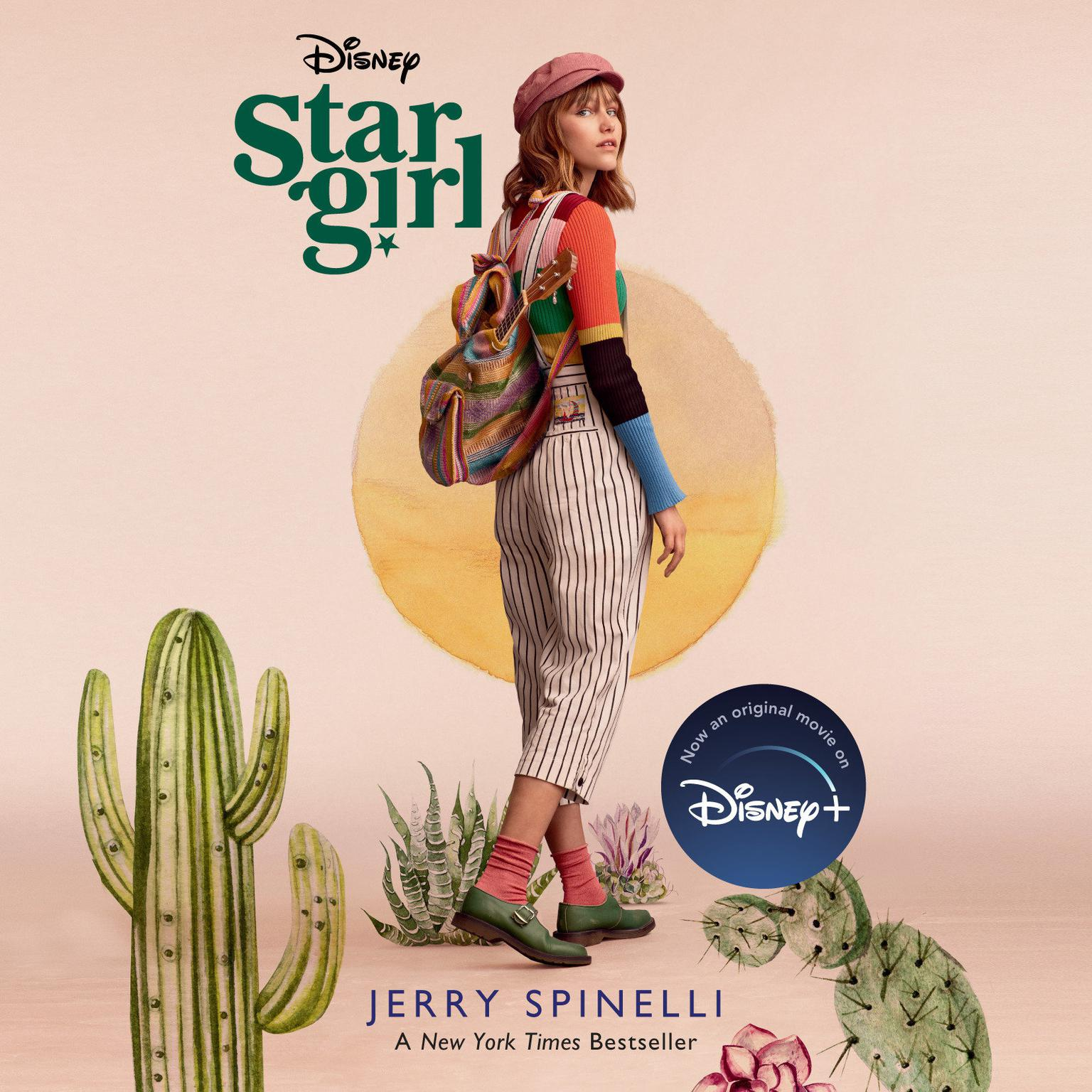 Printable Stargirl Audiobook Cover Art