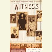 Witness Audiobook, by Karen Hesse