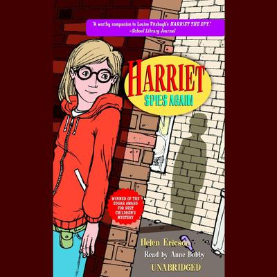 Harriet Spies Again Audiobook, by Louise Fitzhugh