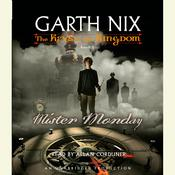 Mister Monday Audiobook, by Garth Nix