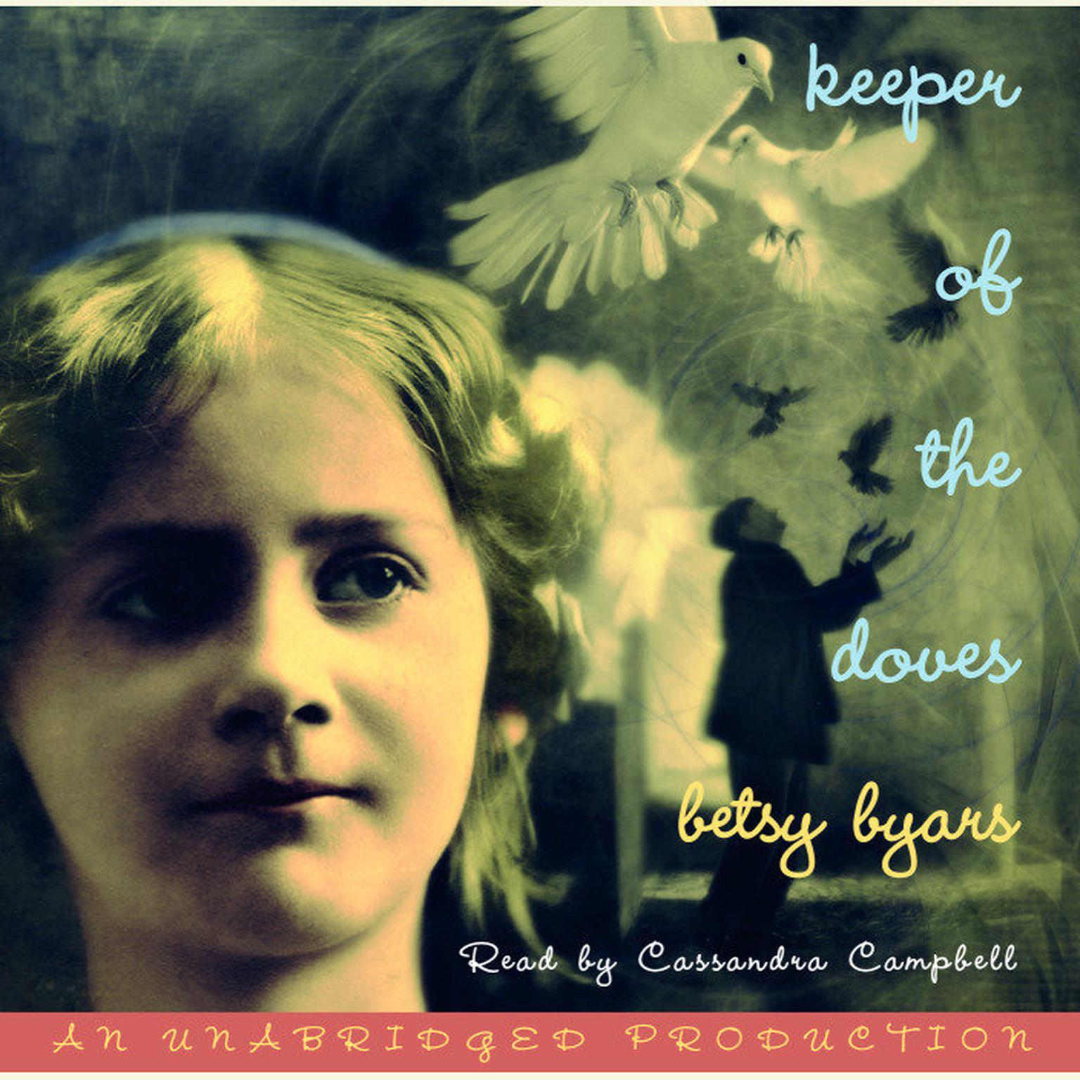 Printable Keeper of the Doves Audiobook Cover Art