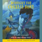 Midnight for Charlie Bone Audiobook, by Jenny Nimmo