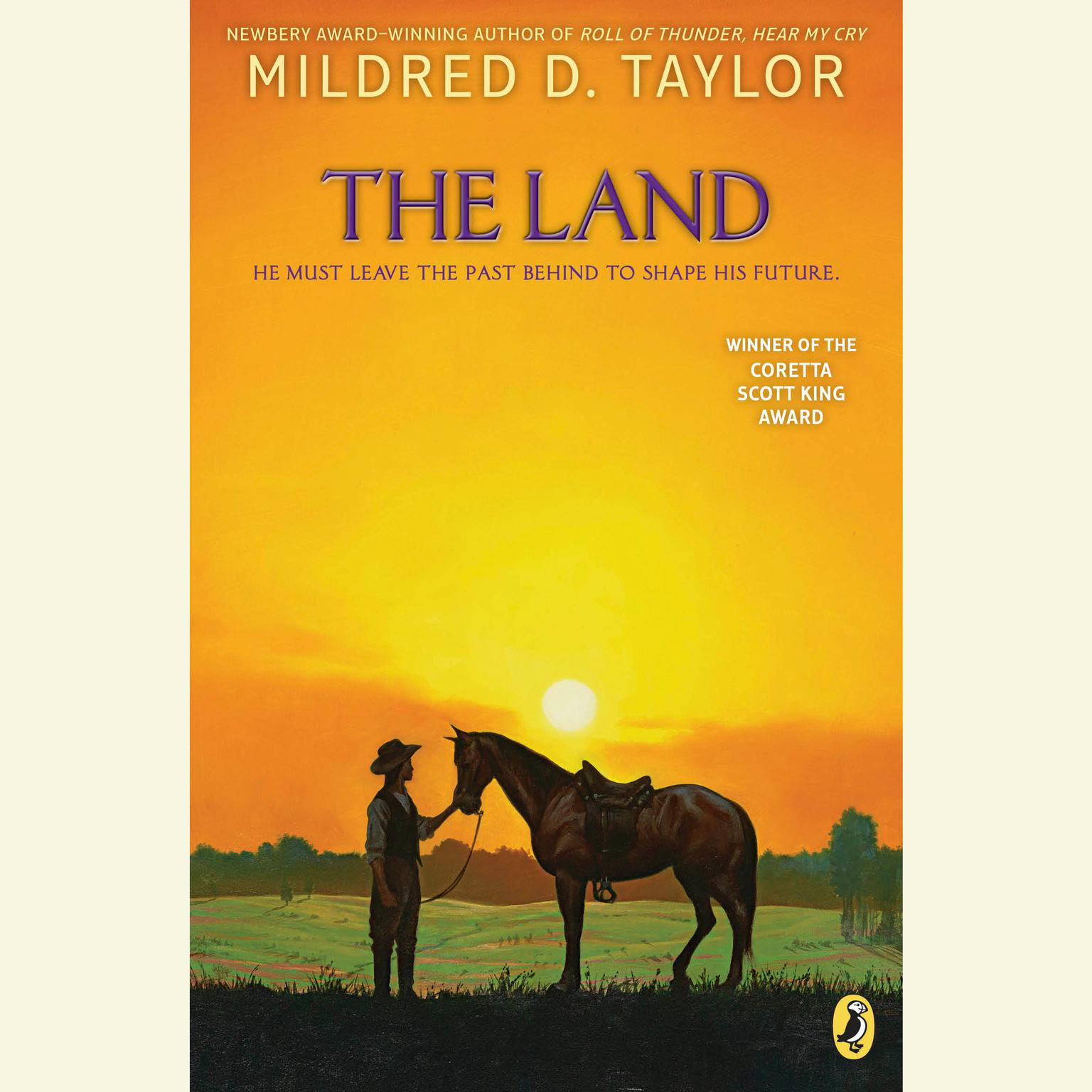 Printable The Land Audiobook Cover Art