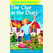 Nancy Drew #7: The Clue in the Diary Audiobook, by Carolyn Keene