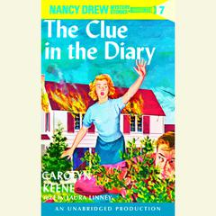 Nancy Drew #7: The Clue in the Diary Audiobook, by Carolyn Keene