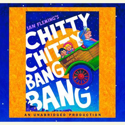Chitty Chitty Bang Bang Audiobook, by Ian Fleming