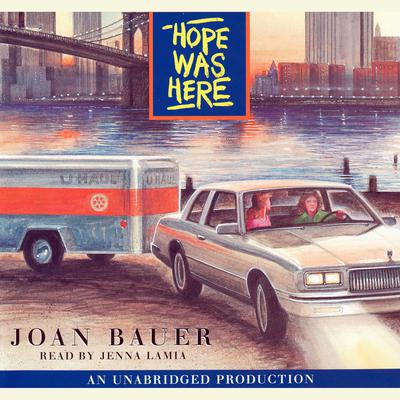 Hope Was Here Audiobook, by Joan Bauer