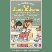 Junie B. Jones Collection, Books 1–4, by Barbara Park